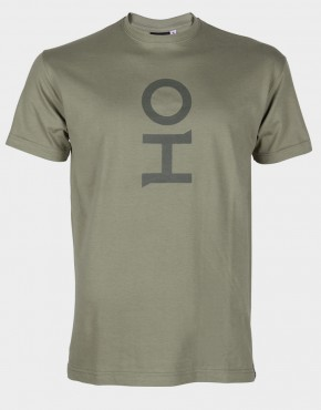 Oliver-Heldens-Tshirt-Vignet-Logo-Khaki