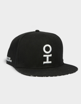 oliver-heldens-snapback-cap