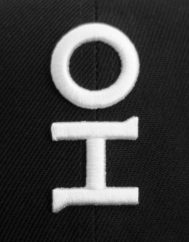 oliver-heldens-snapback-black-logo