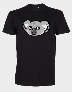Oliver-Heldens-Koala-Tee-front