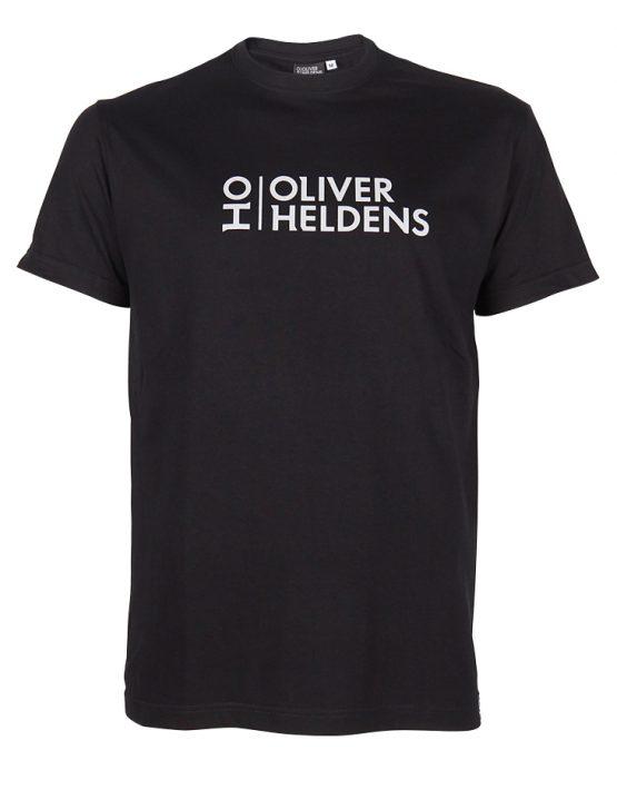 Oliver-heldens-logo-black-tee