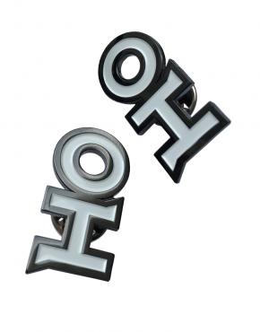Oliver Heldens Vignet Pin