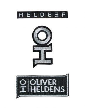 Oliver Heldens Logo Patchpack
