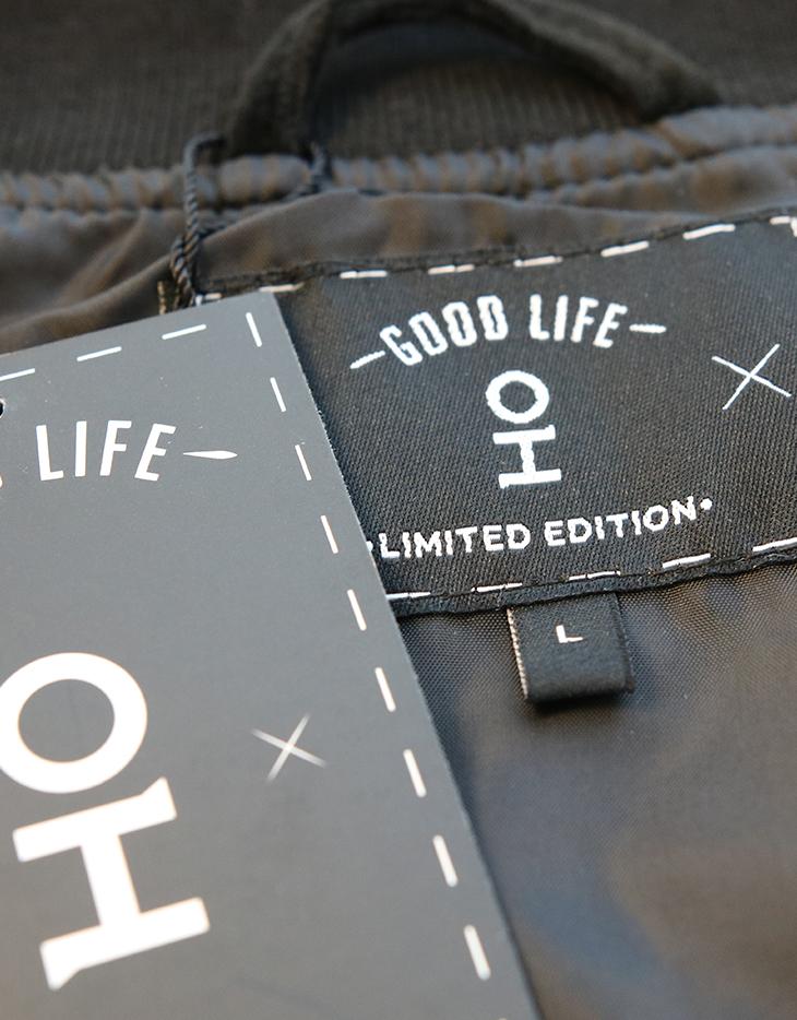 goodlifejacket_closeup_label