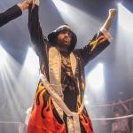 Oliver Heldens Boxing Robe