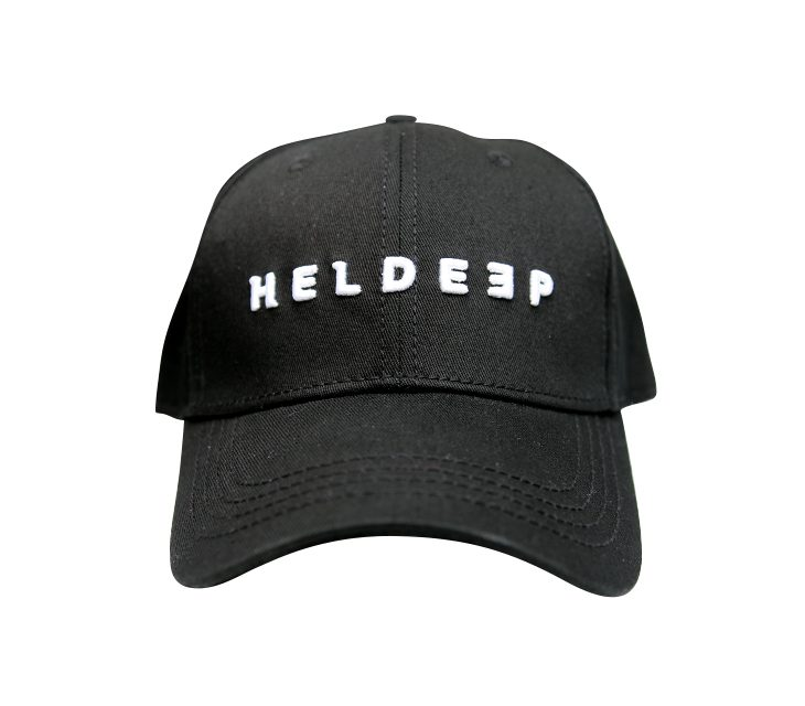 Heldeep Records Baseball cap