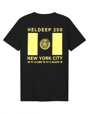 Oliver Heldens Heldeep 250 Tee Back