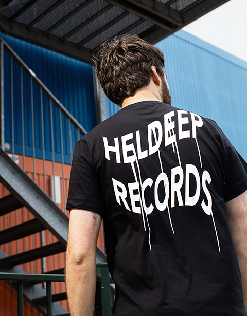 Heldeep Drippin Tee