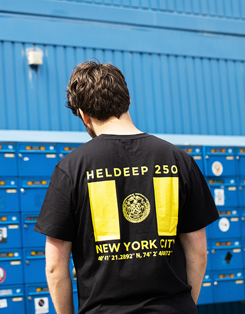 Heldeeo 250 NYC Tee