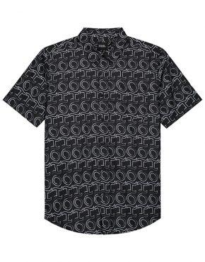 Oliver Heldens Button Shirt