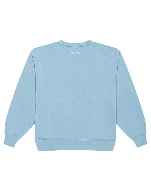 Blue Heldens University Sweater