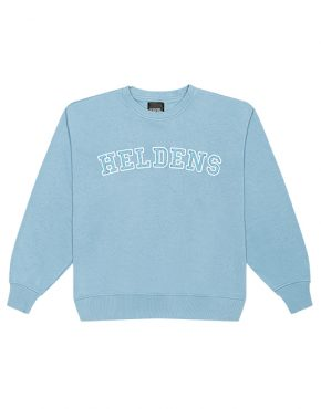 Blue Heldens University Sweater